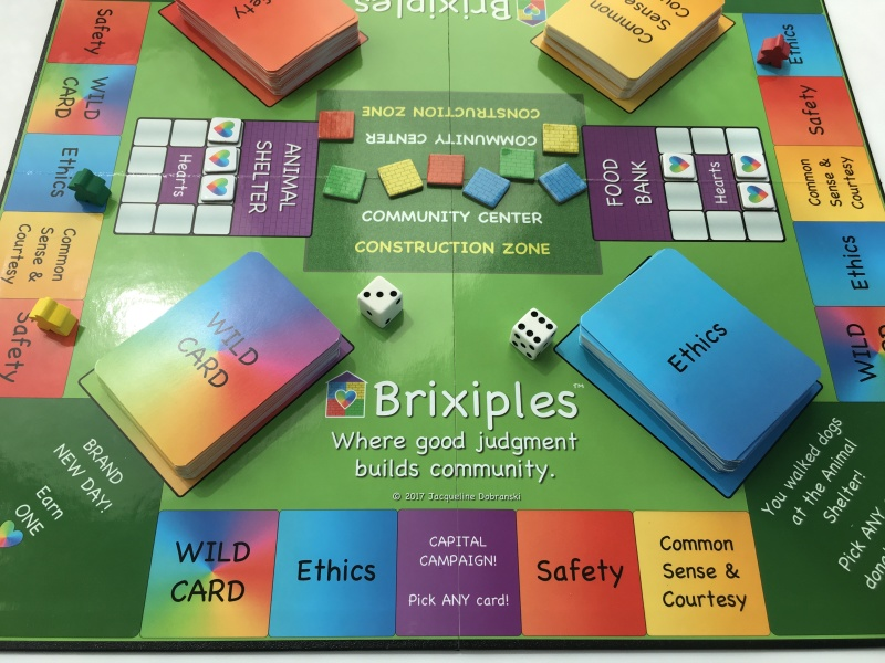 Brixiples - Where good judgment builds community  Children's